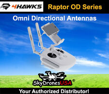 4Hawks Raptor OD | Omni Directional antenna | VLOS - White