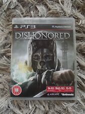 PS3 GAME - DISHONORED - Complete with Manual
