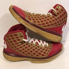 Nike Zoom Kobe 3 III Red Gold White All Star Game sz 10.5 OG 318090-171 ASG Vtg