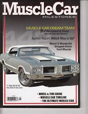 MuscleCar Milestones Magazine '71 Olds 442 W-30 2009  - Muscle Car