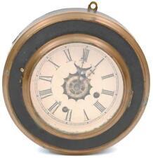 S.B. JEROME WALL CLOCK. Lot 45