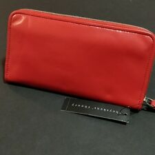 Theyskens' Theory Atter Paprika Continental Wallet NWT