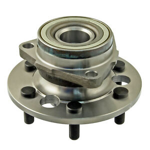 Wheel Bearing and Hub Assembly fits 1988-1994 GMC K1500,K2500 K1500 Suburban,K25