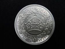 More details for 1928 wreath crown gef george v, very rare only 9034 minted