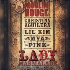 Christina Aguilera Lady marmalade (2001, & Lil' Kim, Mya, Pink) [Maxi-CD]