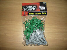 COMBAT FORCE JUMBO SOLDIER PACK NEW DESIGN YOUR OWN BATTLE