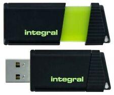128GB USB Speicherstick USB 2.0 Gr - INFD128GBPULSEGR