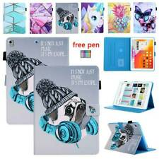 For iPad 10.2 9.7 2019/18 Pro 11 2020 10.5 Mini Magnetic Leather Kids Case Cover