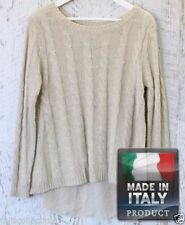 Acrylic Hand-wash Only Knit Tops for Women