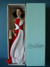 Tonner JOAN CRAWFORD In Make-Up Doll + JUNGLE RED Outfit  MINT w/ Box