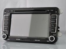 Radio Navegador VW VolksWagen Golf Passat Jetta SEAT Leon GPS NAVI DVB-T TDT