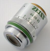 ZEISS 440845 LD Achroplan 20x/0,40 Korr PH2 °°/0-1,5 RMS microscope lens Optik