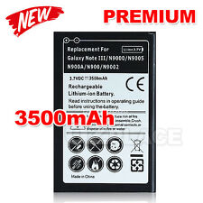 New 3500 mAh Battery For Samsung Galaxy Note 3 III N9000 N9005