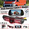 LED 7'' LCD Moniteur & Caméra de Recul Pour Fiat Ducato/Peugeot Boxer/Citroen