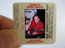 Original Press Photo Slide Negative - Les Paul - 1993 - A