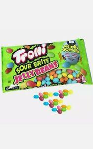 Trolli Sour Brite Jelly Beans Candy 14 oz