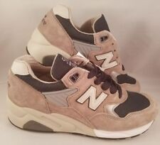 New Balance 585 Bringback Made in USA Grey Navy Blue Size 7 M585GR  NEW