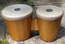 LP Latin Percussion Music Collection Bongos 5 inch and 6 inch Head