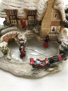 Lilliput Lane Sleigh Bells