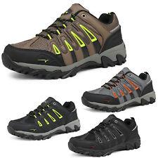 Men's Lightweight Hiking Boots Waterproof Outdoor Trekking Trails Camping Shoes