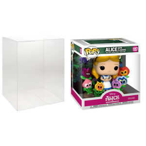POP Protector For Funko Deluxe Alice With Flowers 1057