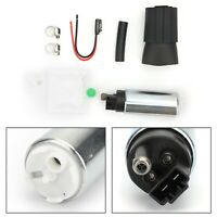 Universal 255LPH High Pressure & High Flow Fuel Pump With Install Kit GSS342 T5