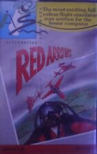 Red Arrows (autre) Commodore c64 cassette (box, Manual, Tape) 100% OK