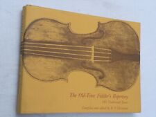 1973, The Old-Time Fiddler's Repertory 245..Tunes, RP Christeson, 1st SIGNED!