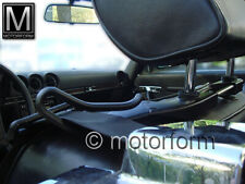 1 par de mercedes sl SLC w107 r107 gurtführungen Seat Belt holders pair nuevo 107