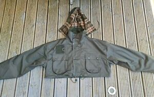 DUCK DRI FLY GAME FISHING WADING JACKET XL MENS TROUT SALMON made in ENGLAND