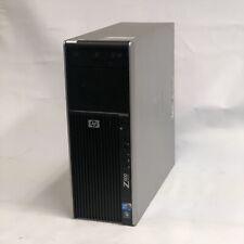 HP Z400 Workstation Gaming PC with Intel Xeon W3550 3.07GHz 8GB RAM