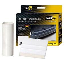 raid hp Ladekantenschutz - BMW X6 E71 - Schutzfolie transparent