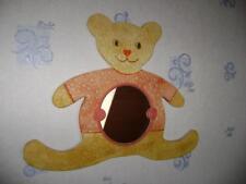 Miroir mural ours ourson enfant fille garçon