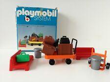 Playmobil 3206 v2 - Traveller accesoires / Reise-Zubehör (OVP)