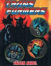 Transformers: Fallen Angel by Simon Furman TPB 2002 Hasbro Titan