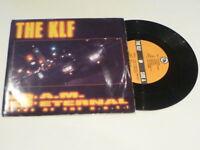 "THE KLF - 3 A.M. Eternal - 1990 UK Radio Edit 7"" Vinyl Single"