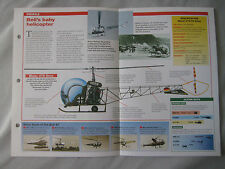 Aircraft of the World - Bell 47 Sioux
