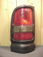 DODGE PICKUP PICK UP 94-02 1994-02 TAIL LIGHT DRIVER LH LEFT OE