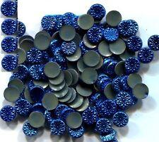 MEDALLIONS Desig RHINESTUDS 5mm HotFix 1 gross IMPERIAL BLUE
