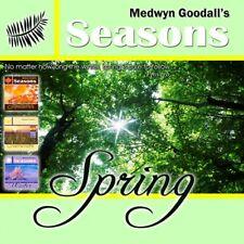 SPRING -  SEASONS  MEDWYN GOODALL'S - NEW AGE C.D