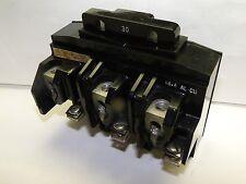 PUSHMATIC BULL DOG 30 AMP THREE POLE CIRCUIT BREAKER