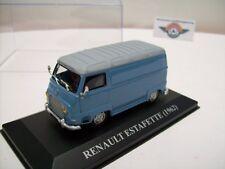 Renault Estafette, Hellblau, 1962, IXO 1:43