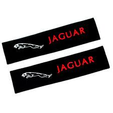 Cotton Car Seat Belt Cover Shoulder Pads Safety Cushion for JAGUAR Comfort Pads