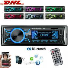 Autoradio Bluetooth SD USB Aux In Equalizer Verschiedene Beleuchtungs 7 Farben