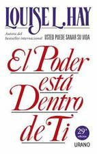 Poder Esta Dentro de Ti / The Power Is Within You (Spanish Edition)