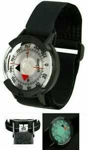 Suunto M-9 Wrist Compass w/ Wrist Strap Camping Hiking Hunting Survival Tactical
