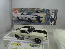 1:18 Exacto DETALLE #wcc110 Rick Kopec Essex Cable 1965 Shelby r-model #98
