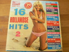 LP RECORD VINYL PIN-UP GIRL 16 HOLLANDSE HITS DEEL 2 TELSTAR PREMIE