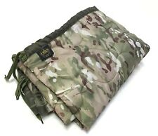 HSD Mini Woobie Military Style Poncho Liner Kids Baby Blanket (Multicam, Baby)