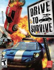 Drive to Survive (PC-CD, 2006) for Windows 98/Me/XP - NEW CD in SLEEVE
